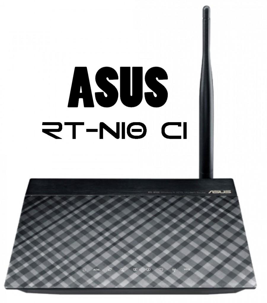 роутер ASUS RT-N10 C1