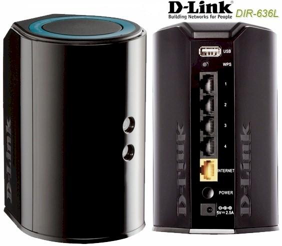 D-Link-DIR-636L-router