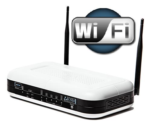 настройка wifi на Eltex NTE-RG-1402F-W