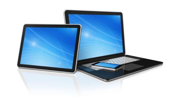 планшет через ноутбук