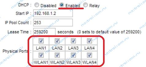 Настройка роутера rt-a1w4l1usbn для Ростелеком ADSL