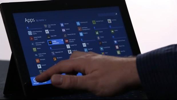 Пуск в  Windows 8.1