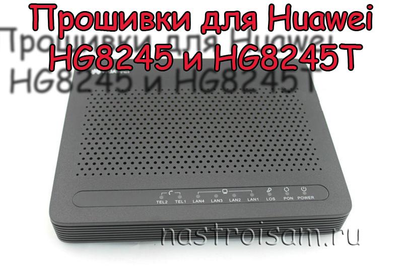 echolife hg8245