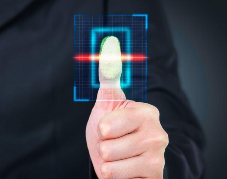 биометрическая идентификация личности