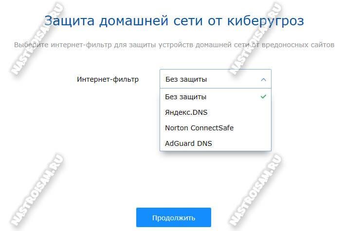 защита домашней сети от киберугроз