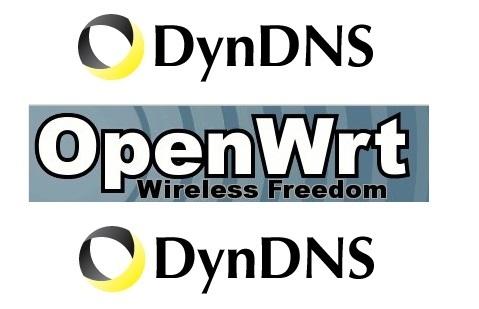 как настроить dyndns dyndns на opnwrt
