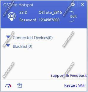 OSToto Hotspot