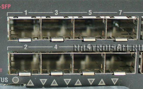 sfp port коммутатор интерфейс