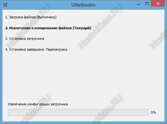unetbootin для windows