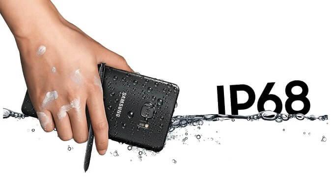 защищенные смартфоны ip68 влагозащищенность