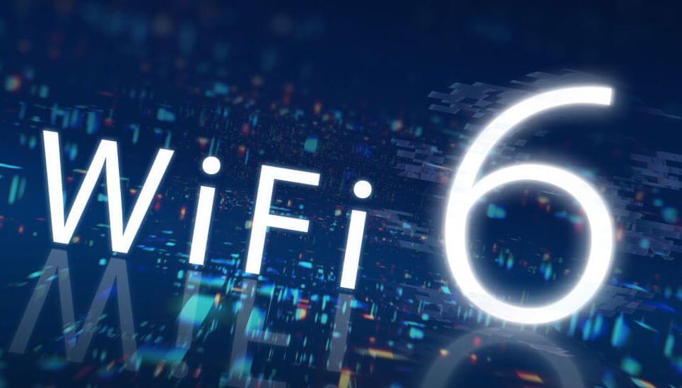 поддержка wi-fi 6 роутер