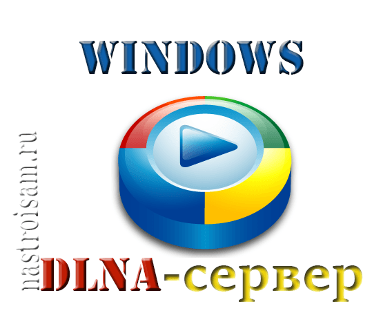 dlna сервер на windows 7 и windows 8
