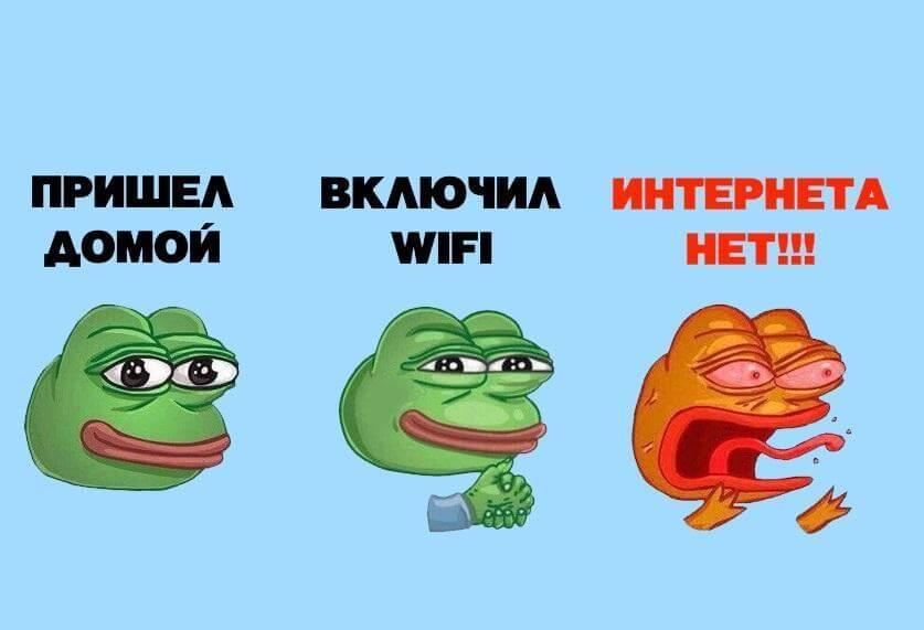 wifi без доступа в Интернет в windows 10